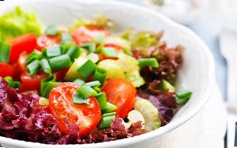 Aprende a hacer estas ensaladas